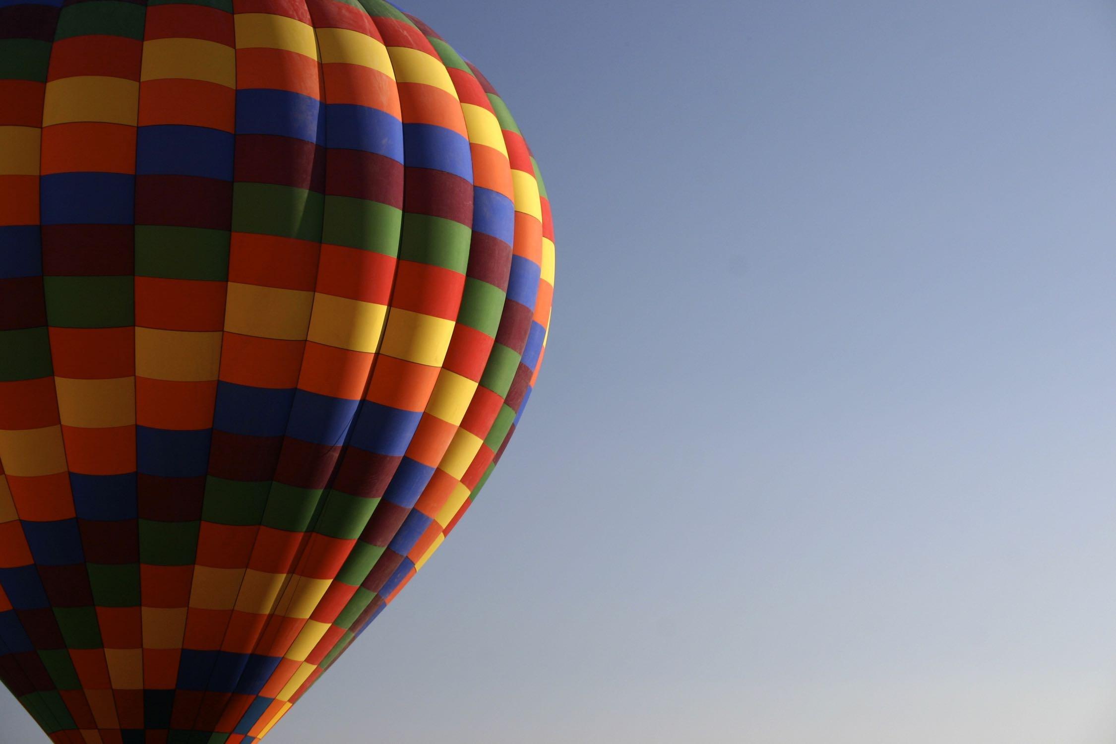Balloon - Cappadocia, Turkey